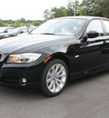 bmw 3 series 2011 black sedan 328i gasoline 6 cylinders rear wheel drive automatic 27616