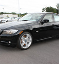 bmw 3 series 2011 black sedan 335i gasoline 6 cylinders rear wheel drive automatic 27616