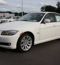 bmw 3 series 2011 white sedan 328xi gasoline 6 cylinders all whee drive automatic 27616