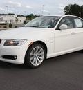 bmw 3 series 2011 white sedan 328i gasoline 6 cylinders rear wheel drive automatic 27616