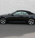 bmw 6 series 2010 black 650i gasoline 8 cylinders rear wheel drive automatic 27616
