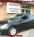 nissan altima 2009 black sedan s gasoline 4 cylinders front wheel drive automatic 14094