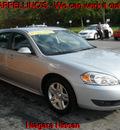 chevrolet impala 2010 gray sedan lt gasoline 6 cylinders front wheel drive automatic 14094