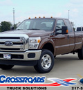 ford f 250 super duty 2012 bronze xlt flex fuel 8 cylinders 4 wheel drive automatic 62708