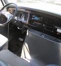 ford e 350 1989 white cutaway cab v8 automatic 77379