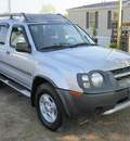nissan xterra 2002 silver suv gasoline 6 cylinders rear wheel drive automatic with overdrive 77379