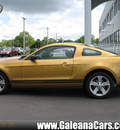 ford mustang 2010 gld coupe mustang gasoline 6 cylinders rear wheel drive not specified 33912