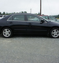 honda accord 2007 black sedan special edition gasoline 4 cylinders front wheel drive automatic 27569