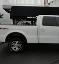 ford f 150 2010 white fx4 4x4 flex fuel 8 cylinders 4 wheel drive automatic 45005