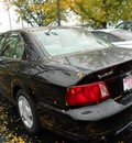 mitsubishi galant 2002 black sedan gasoline 6 cylinders front wheel drive 4 speed automatic 43228