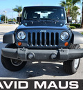 jeep wrangler 2008 blue suv gasoline 6 cylinders 4 wheel drive automatic 32771