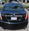 lincoln mks 2009 black sedan gasoline 6 cylinders front wheel drive automatic 91010
