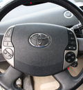 toyota prius 2008 silver pine hatchback hybrid 4 cylinders front wheel drive cont  variable trans  07701