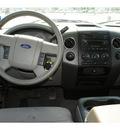 ford f 150 2004 dk  blue pickup truck xlt gasoline 8 cylinders rear wheel drive automatic 77388
