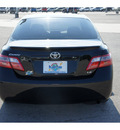 toyota camry 2009 black sedan le gasoline 4 cylinders front wheel drive automatic 77388