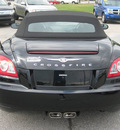 chrysler crossfire 2005 black limited gasoline 6 cylinders rear wheel drive 6 speed manual 62863