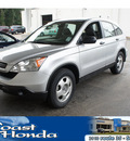 honda cr v 2009 alabaster silver suv lx gasoline 4 cylinders all whee drive automatic 08750
