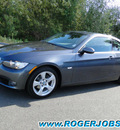 bmw 3 series 2007 sparkling graphite coupe 328xi gasoline 6 cylinders all whee drive automatic 98226