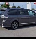 toyota sienna 2012 van gasoline 6 cylinders front wheel drive 6 speed automatic 46219