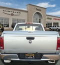 dodge ram 1500 2005 silver pickup truck gasoline 8 cylinders rear wheel drive automatic 60915