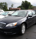 chrysler 200 2012 dk  blue sedan touring gasoline 4 cylinders front wheel drive automatic 07730