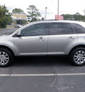 ford edge 2008 lt  gray suv sel gasoline 6 cylinders front wheel drive automatic 32401