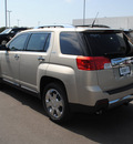 gmc terrain 2012 gold mist suv slt 2 flex fuel 6 cylinders front wheel drive automatic 76087