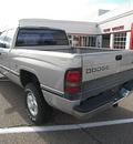 dodge 1500 ram 1997 silver 4x4 gasoline v8 4 wheel drive automatic 81212