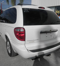 chrysler town and country 2005 white van signature series gasoline 6 cylinders front wheel drive automatic 34731