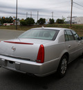 cadillac dts 2011 lt  gray sedan premium collection gasoline 8 cylinders front wheel drive automatic 27215
