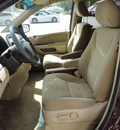 honda odyssey 2008 dk  red van ex gasoline 6 cylinders front wheel drive automatic 45005