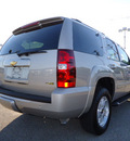 chevrolet tahoe 2009 silver suv z71 flex fuel 8 cylinders 4 wheel drive automatic 60007