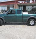 ford ranger 1999 green xlt gasoline v6 4 wheel drive 4 speed manual 77037