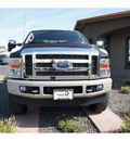 ford f 250 super duty 2010 white king ranch diesel 8 cylinders 4 wheel drive automatic with overdrive 99352