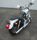 harley davidson xl 1200l sportster 2008 white low 2 cylinders 5 speed 45342