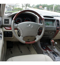 lexus gx 470 2008 dk  blue suv navigation mark levinson gasoline 8 cylinders 4 wheel drive automatic 07755