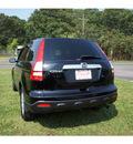 honda cr v 2009 crystal black suv ex gasoline 4 cylinders all whee drive automatic 08750