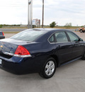 chevrolet impala 2011 blue sedan lt flex fuel 6 cylinders front wheel drive automatic 76087