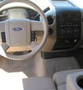 ford f 150 2005 white xlt texas edtion gasoline 8 cylinders rear wheel drive automatic 77037