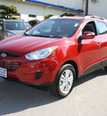 hyundai tucson 2012 dk  red gls gasoline 4 cylinders front wheel drive automatic 94010
