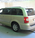 chrysler town and country 2012 white gold van touring flex fuel 6 cylinders front wheel drive automatic 44883
