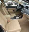 honda accord 2012 black sedan gasoline 4 cylinders front wheel drive automatic 46219