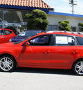 hyundai elantra touring 2012 red wagon se gasoline 4 cylinders front wheel drive automatic 94010