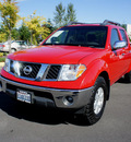nissan frontier 2007 red nismo 4x4 gasoline 6 cylinders 4 wheel drive automatic with overdrive 98371
