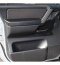 nissan titan 2008 silver pickup truck crew cab se gasoline 8 cylinders 2 wheel drive automatic 91761