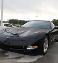 chevrolet corvette 2002 black hatchback corvette gasoline 8 cylinders rear wheel drive automatic 27215