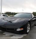 chevrolet corvette 2002 black hatchback corvette gasoline 8 cylinders rear wheel drive automatic 27215