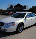 buick lucerne 2006 white sedan cxl gasoline 6 cylinders front wheel drive automatic 76087