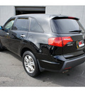 acura mdx 2008 black suv gasoline 6 cylinders all whee drive automatic 07044