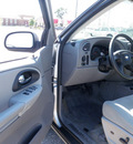 chevrolet trailblazer 2007 silver suv ls 4wd gasoline 6 cylinders 4 wheel drive 4 speed automatic 55321